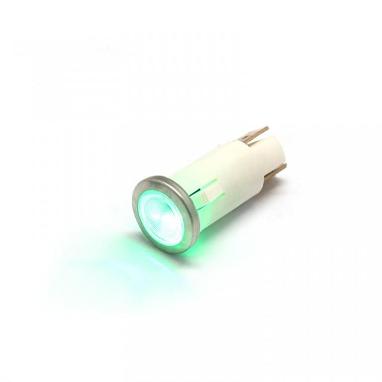 380v 12.5mm Red Medical Equipment Plastic Light Indicator Led