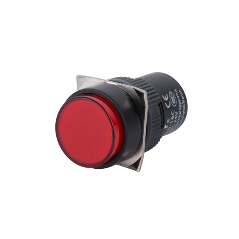 AC1890V 16mm IP40 AD16-16C APT Led Indicator Light Lamp