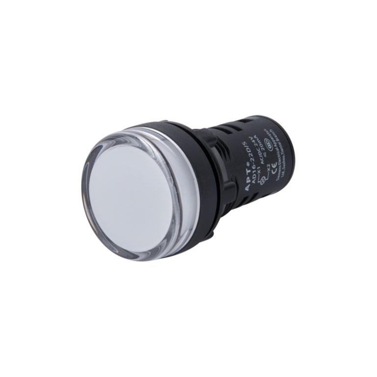 AC1890V 22mm IP54 AD16-22D APT Indicator Led